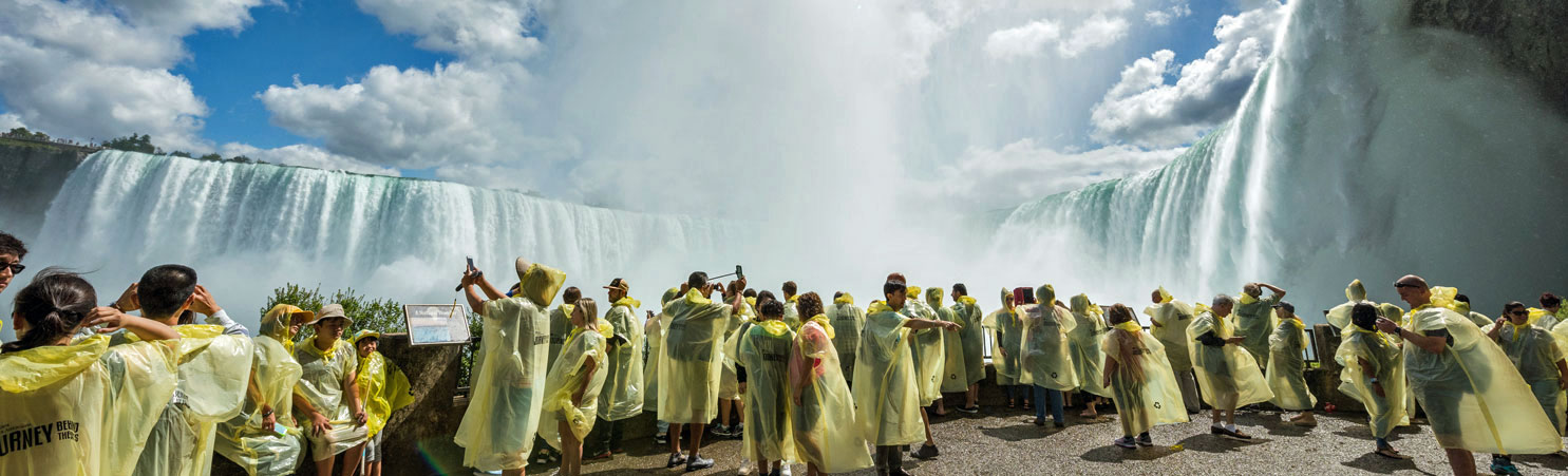journey behind the falls group tour