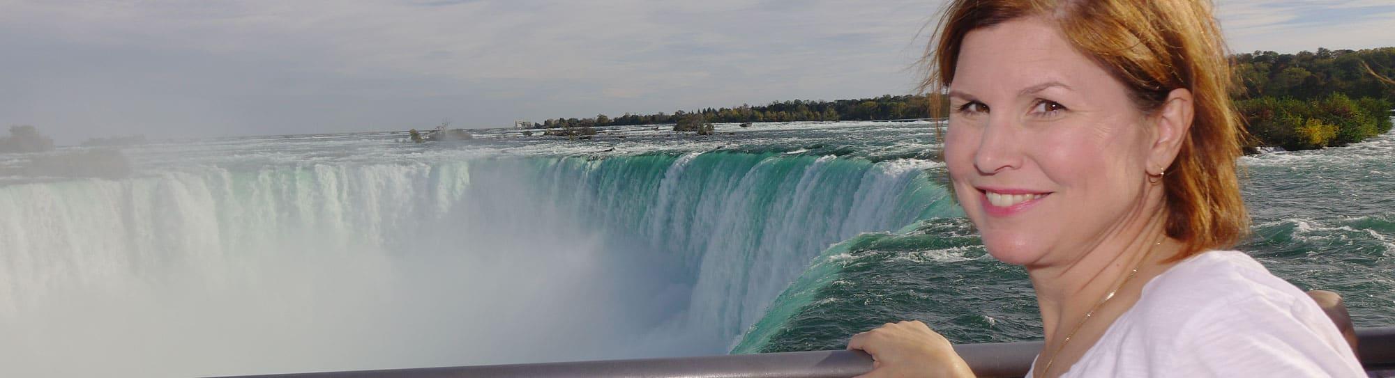 niagara falls canada tour photo