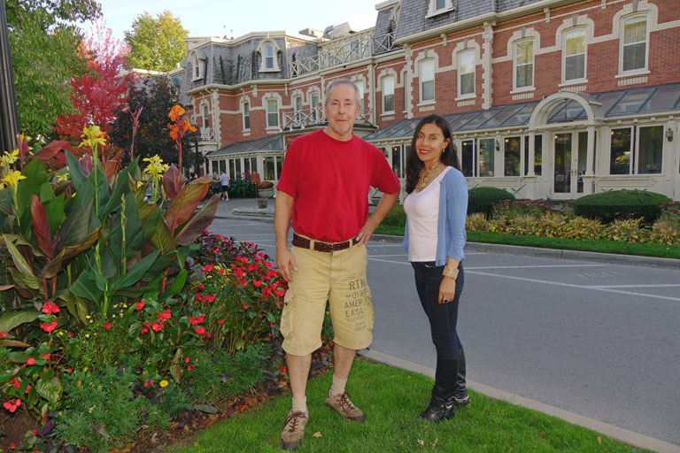 niagara-on-the-lake touring
