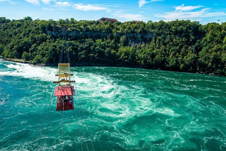 whirlpool rapids niagara falls